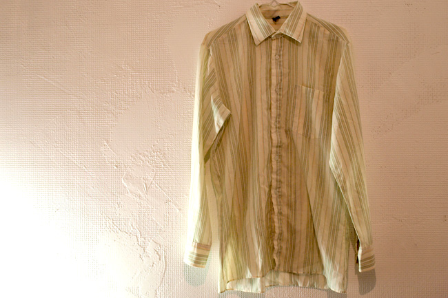 70's Stripe shirts