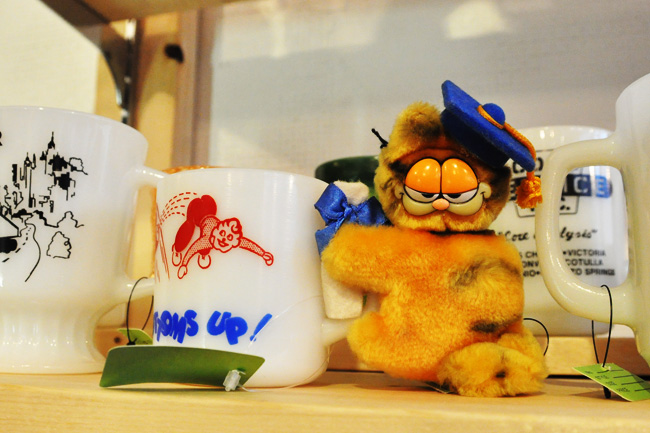 Garfield Clip Doll