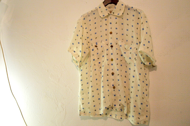60's Short Sleeve Loop Shirts.