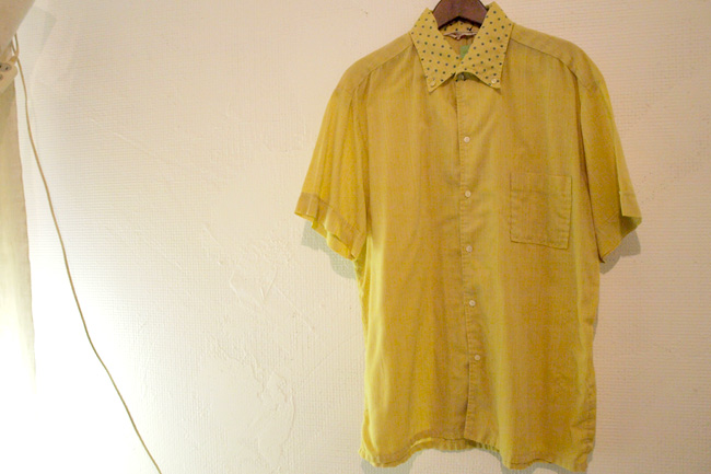 60-70's Short Sleeve Shirts.