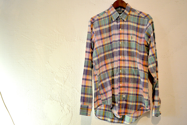 Polo Spring Check Shirts.