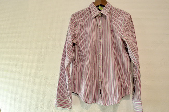 Lauren Stripe Shirts.