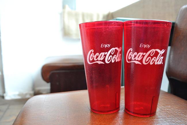 Coca Cola Cup.
