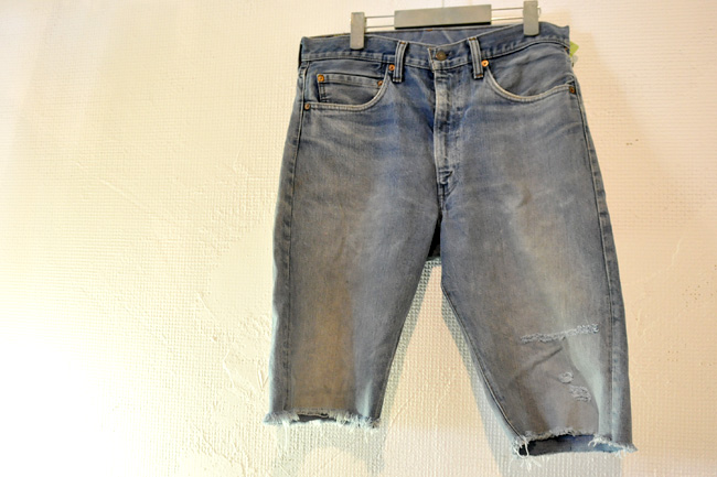 LEVIS 505 bigE Cut Off