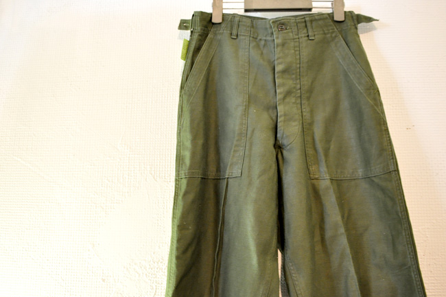 50's US ARMY Utility Pants.