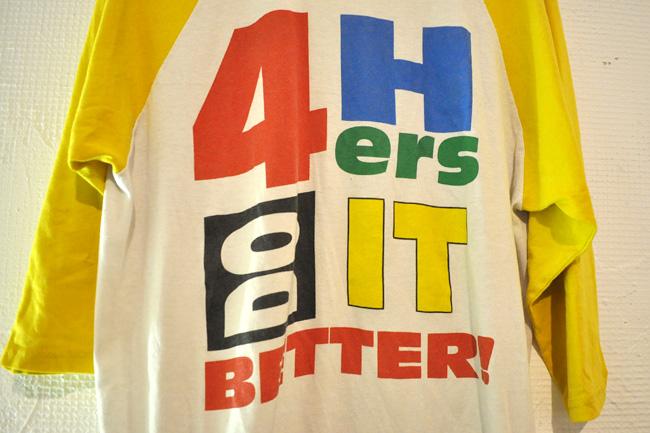 Raglan sleeve Tshirts