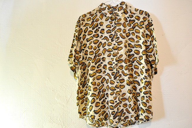 Leopard Pattern shirts