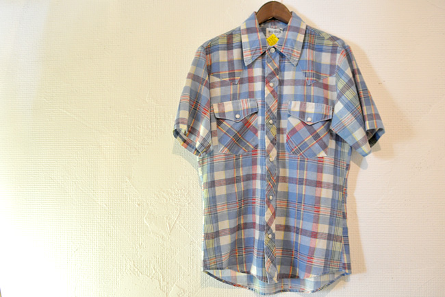 Western Short Sleeve shirts.
