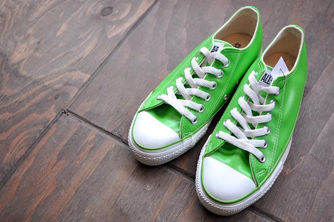 USA Converse Allstar Green
