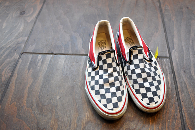 VANS USA Slipon