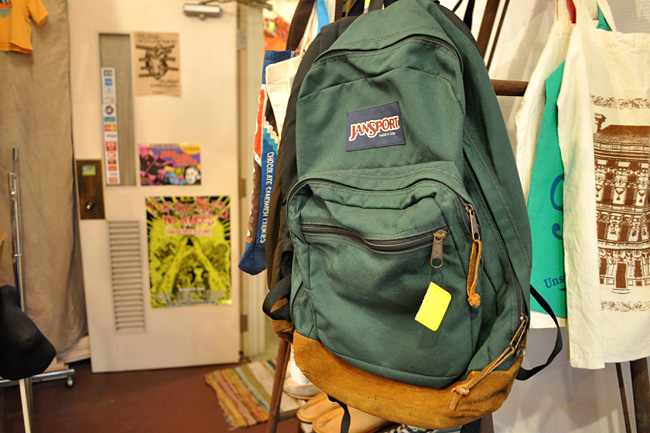 JANSPORT  Green