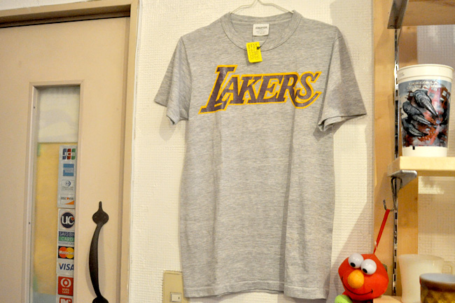 LAKERS T-shirts