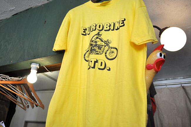 EUROBIKE t-shirts