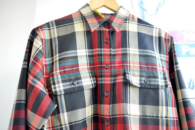 Lauren Check shirts