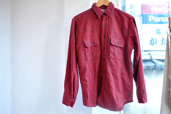 FIVE BROTHERS Flannel shirts