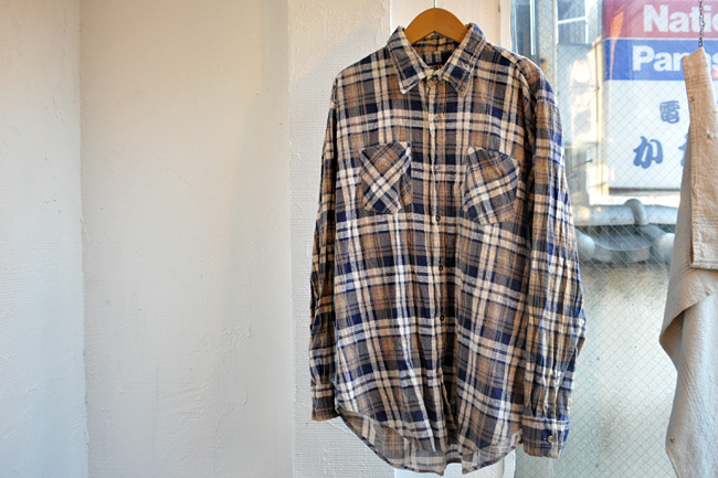 BIG YANK FLANNEL SHIRTS