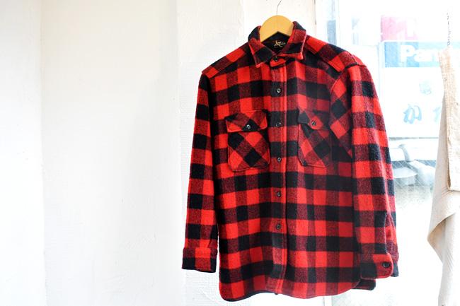 60's King Kole Wool shirts