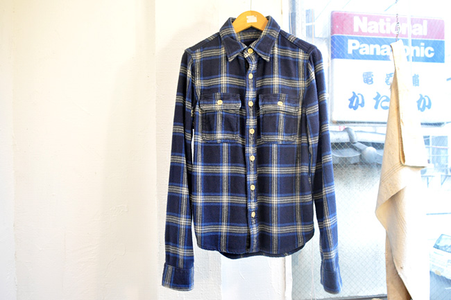 Abercrombie&Fitch flannel