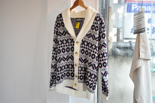 SportsWear Cowichan sweater
