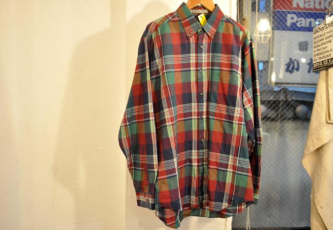 LEVI'S check shirts