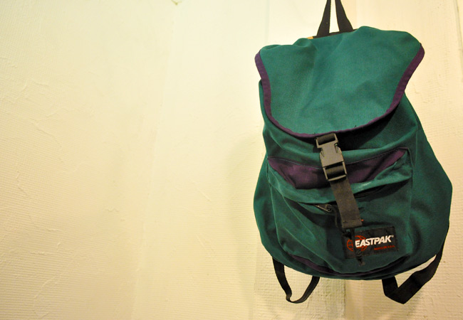 EASTPAK Made in USA