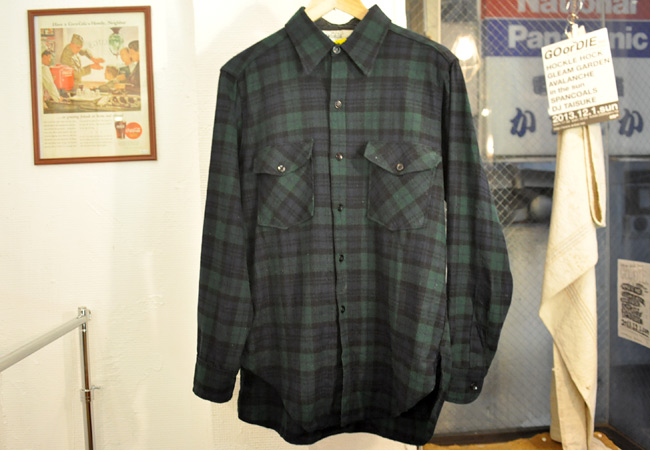 wool rich shirts