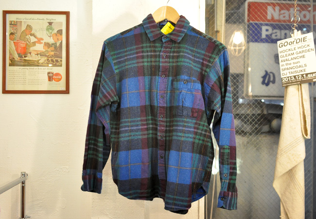 LOBO by pendleton Check shirts