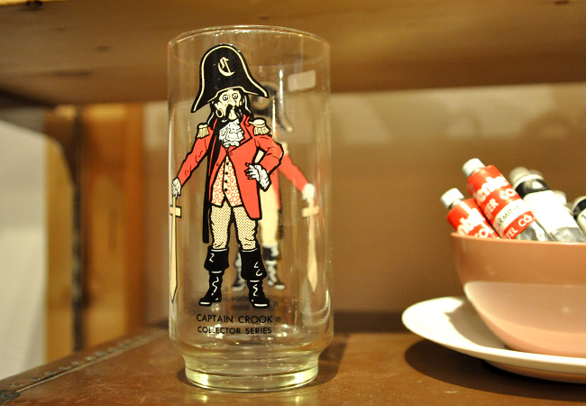 captain crook glass