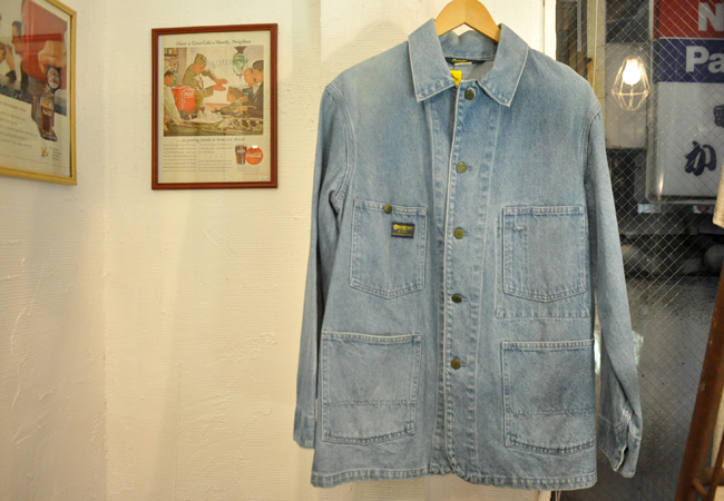 OSH KOSH Denim Cover All