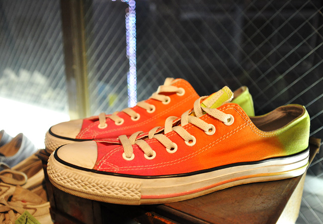 Converse ALL-star rainbow