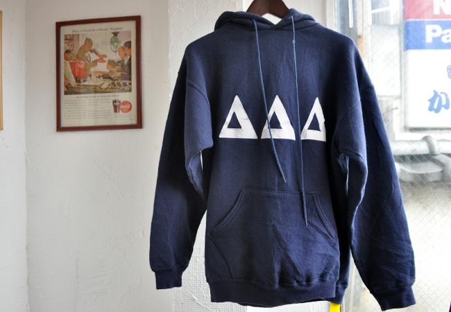 sankaku hoodie russel