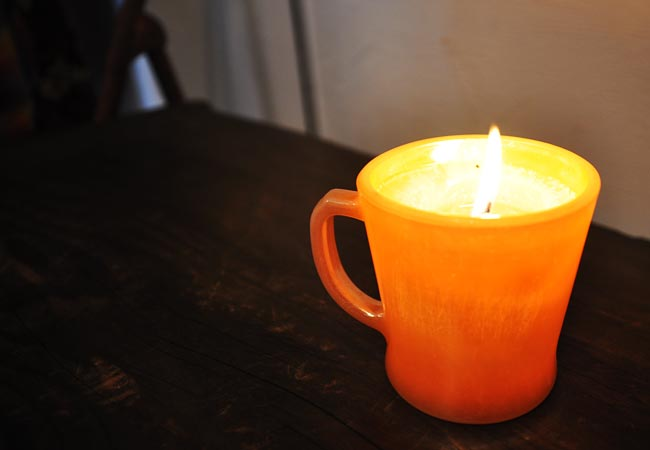 Fireking Candle