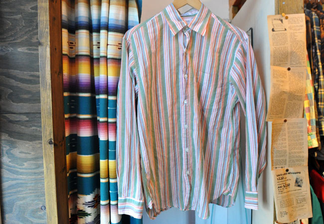J.Crew Stripe shirts