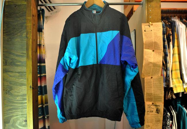 Nylon pullover