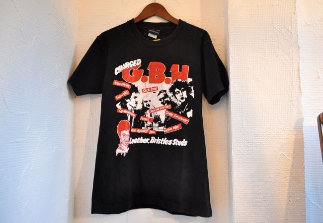 Charged GBH Tシャツ