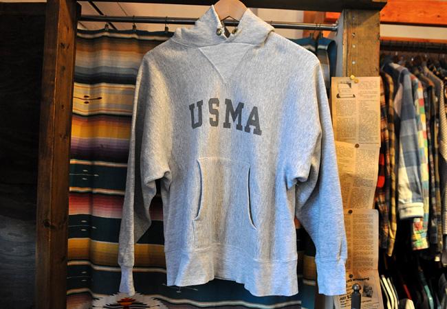 80's Champion Hoodie USMA