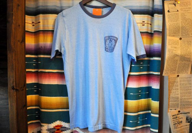 80's Ringer T-shirts.