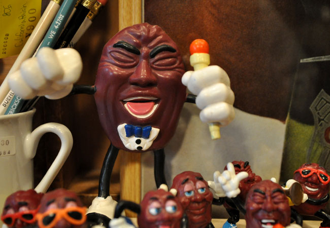 california raisin bendable PVC