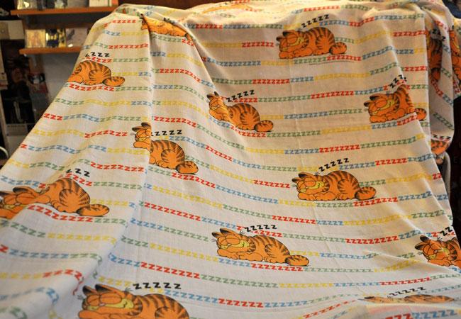 Garfield bed sheets