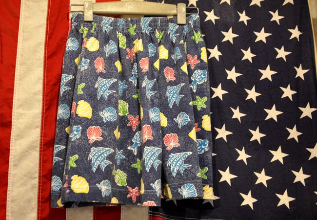 fish shorts