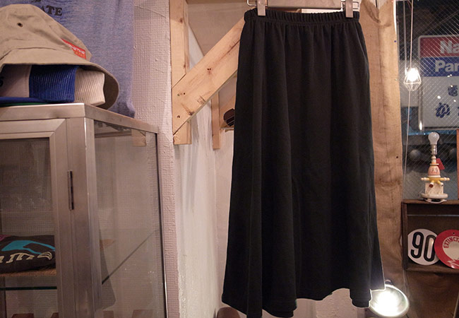 LAND'S END Cotton Skirt