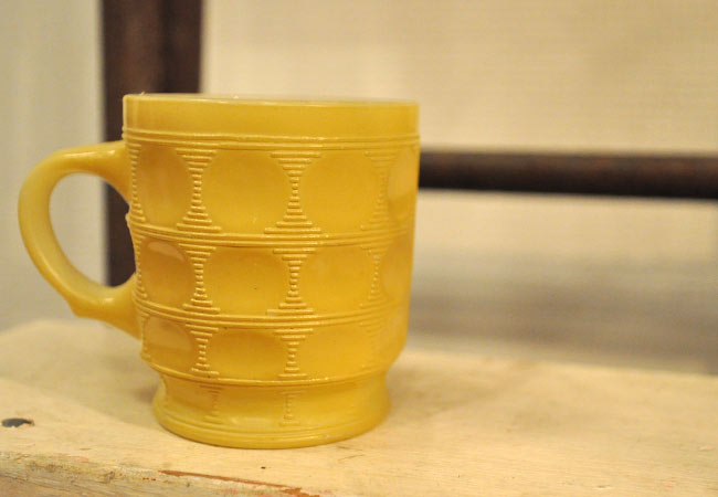 fireking camelot mug