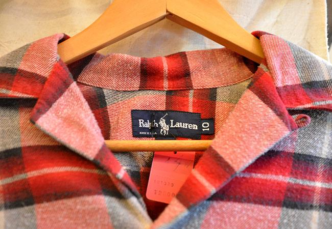 Ralph Lauren loop shirts