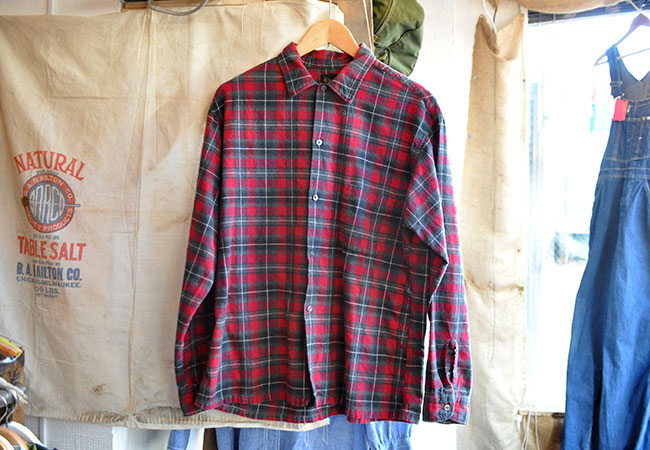 80's Flannel Shirts
