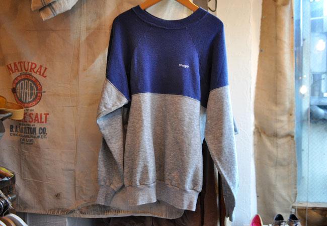 80's wrangler sweatshirts