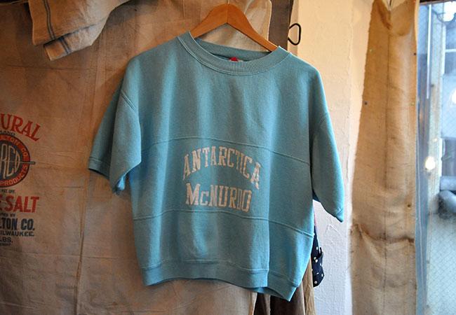 80's Short Sleeve sweat shirts