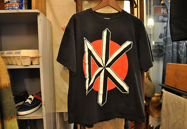 dead kennedys T-shirts