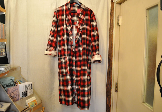 Old Flannel Gown