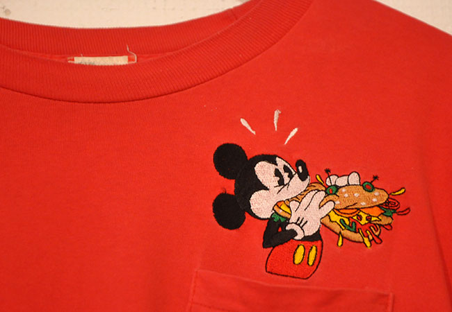 Old Mickey T-shirts