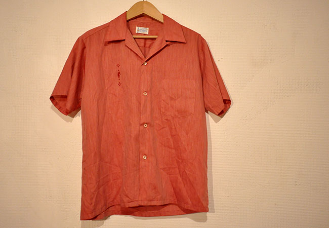 Town craft loop shirts short sleeve